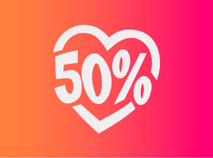 ヴェルニ 50%ポイント還元